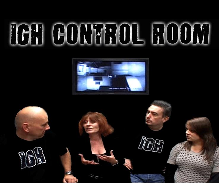 IGH Control Room